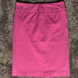 Merona Bubblegum Pink Pencil Skirt